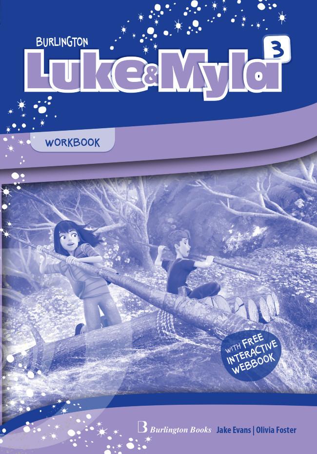 Burlington Luke & Myla 3 - Workbook