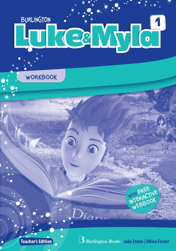 Luke & Myla 1 - Teacher's Workbook(Ασκήσεων Καθηγητή)