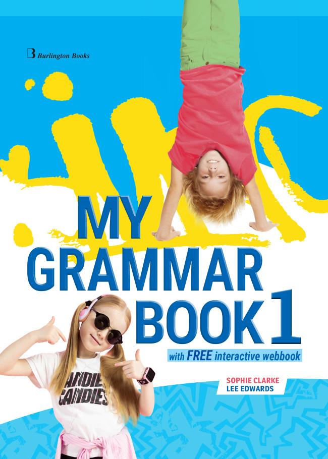 My Grammar Book 1 - Grammar Book