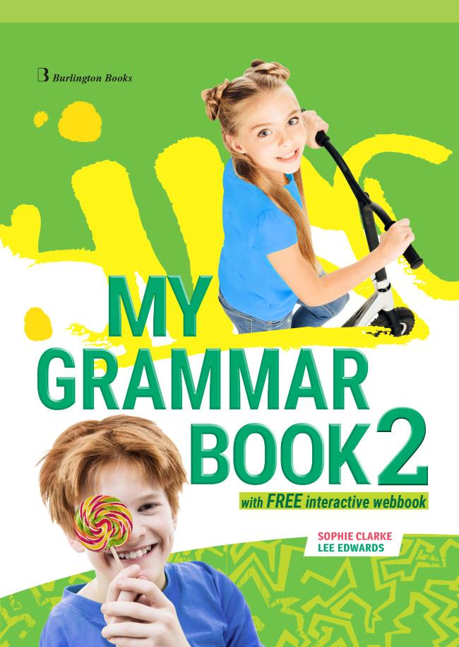 My Grammar Book 2 - Grammar Book