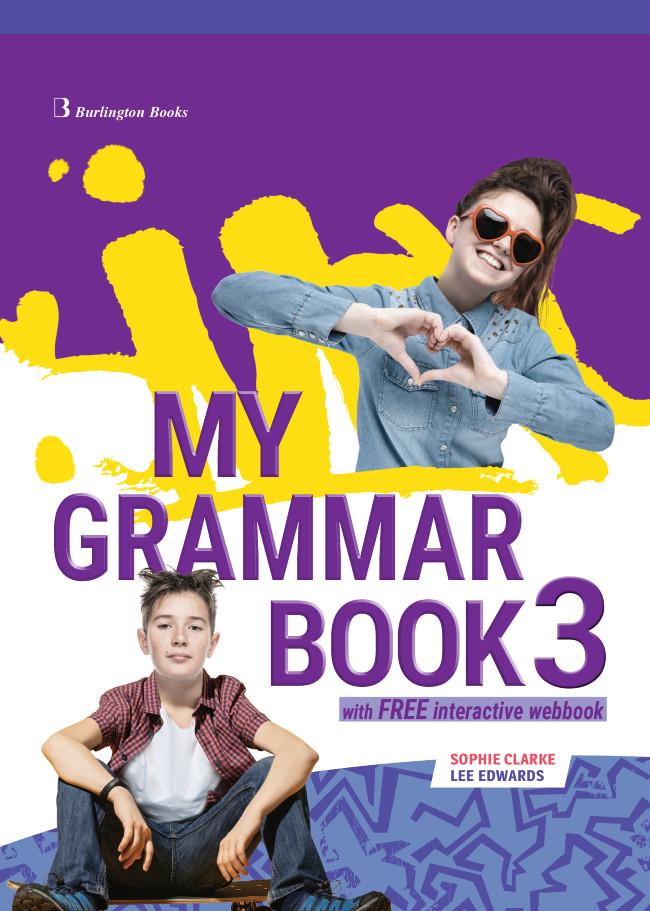 My Grammar Book 3 - Grammar Book