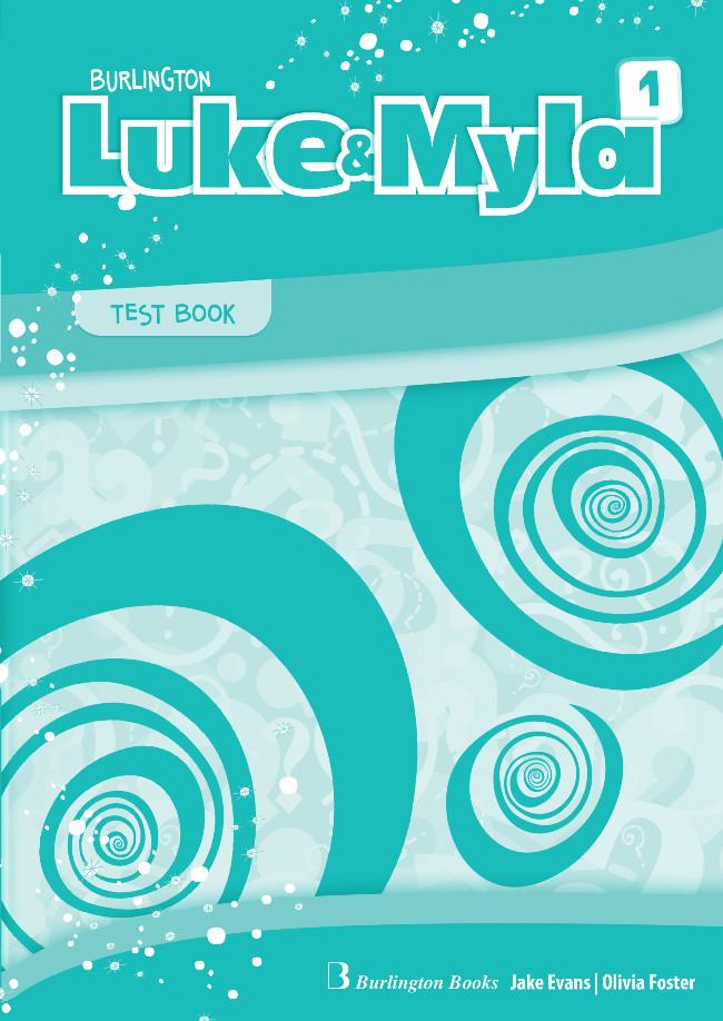 Burlington Luke & Myla 1 - Test Book