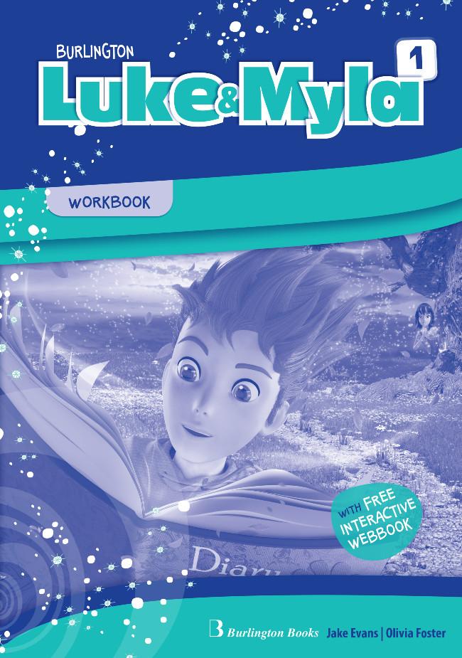 Burlington Luke & Myla 1 - Workbook