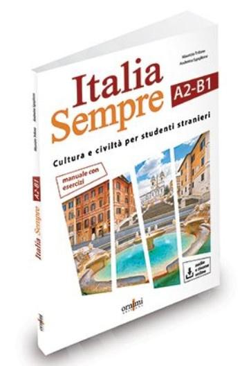 Italia Sempre A2-B1 (+ Audio Cd)(βιβλίο μαθητή)