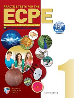 Practice Tests for the ECPE Book 1 - Student's Book(2021)