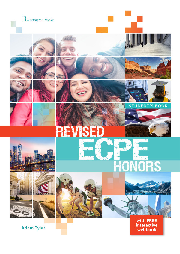 Revised ECPE Honors - Student's Book