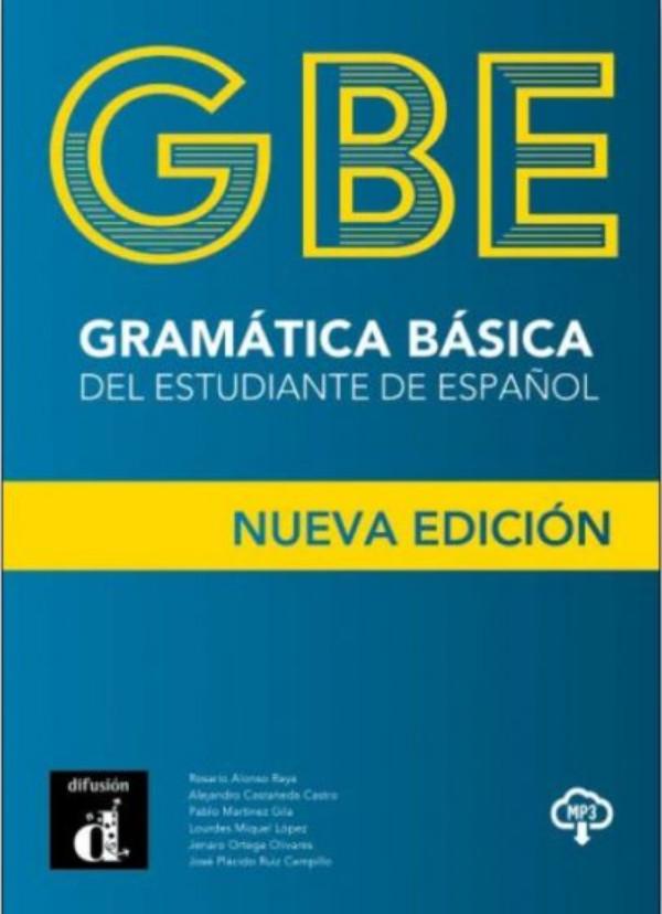 Gramatica Basica del estudiante del Espanol A1 - B2(N/E) - Εκδόσεις : DIFUSION