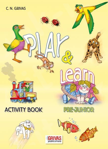 Play and Learn Pre-Junior - Activity Book
