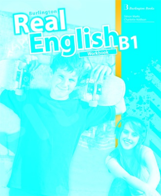 Burlington Real English B1 - Workbook (Βιβλίο Ασκήσεων)