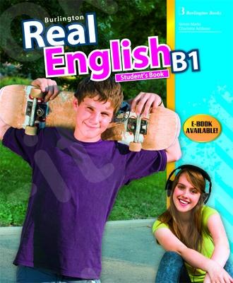 Burlington Real English B1 - Student's Book (Βιβλίο Μαθητή)