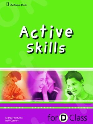 Active Skills for D Class - Burlington (Βιβλίο Μαθητή)