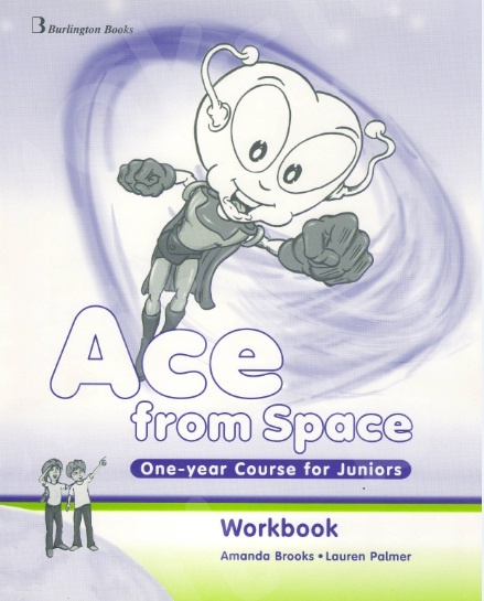 Ace from Space One-year Course for Juniors - Workbook (Βιβλίο Ασκήσεων)
