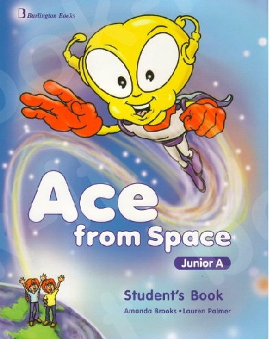 Ace from Space for Junior A - Student's Book (Βιβλίο Μαθητή)