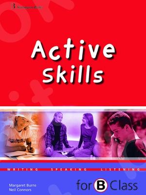 Active Skills for B Class - Burlington (Βιβλίο Μαθητή)