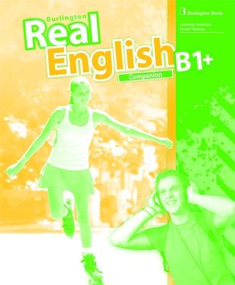 Burlington Real English B1+ - Companion