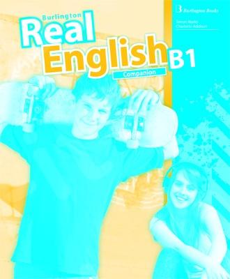 Burlington Real English B1 - Companion