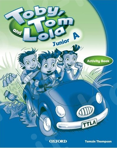 Toby, Tom and Lola A - Activity Book