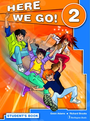Here We Go! 2 - ΠΑΚΕΤΟ Όλα τα βιβλία της τάξης