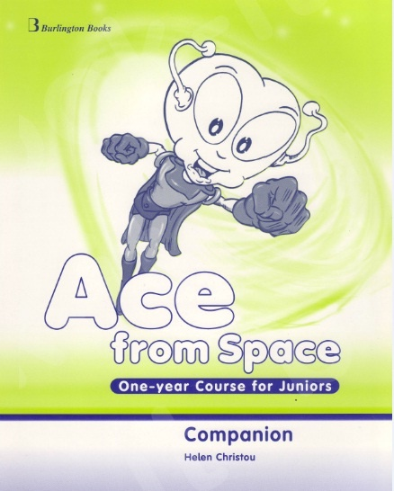 Ace from Space One-year Course for Juniors - Companion