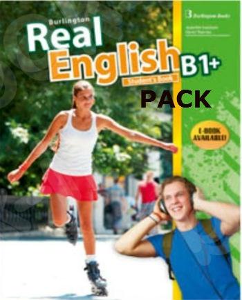 Burlington Real English B1+ - ΠΑΚΕΤΟ Όλα τα βιβλία της τάξης