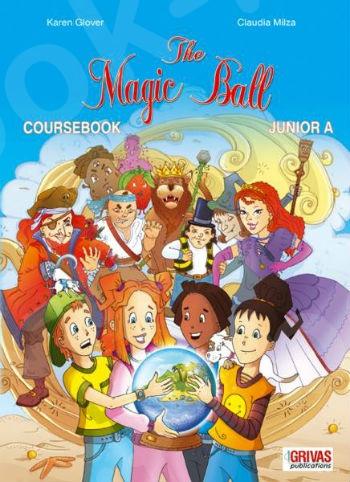 The Magic Ball Junior A - ΠΑΚΕΤΟ Όλα τα βιβλία της τάξης