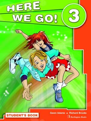 Here We Go! 3 - ΠΑΚΕΤΟ Όλα τα βιβλία της τάξης