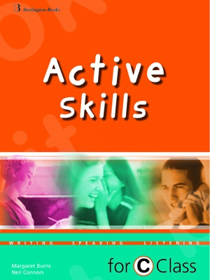 Active Skills for C Class - Burlington (Βιβλίο Μαθητή)