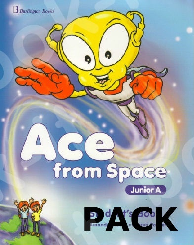 Ace from Space for Junior A - ΠΑΚΕΤΟ Όλα τα βιβλία της τάξης