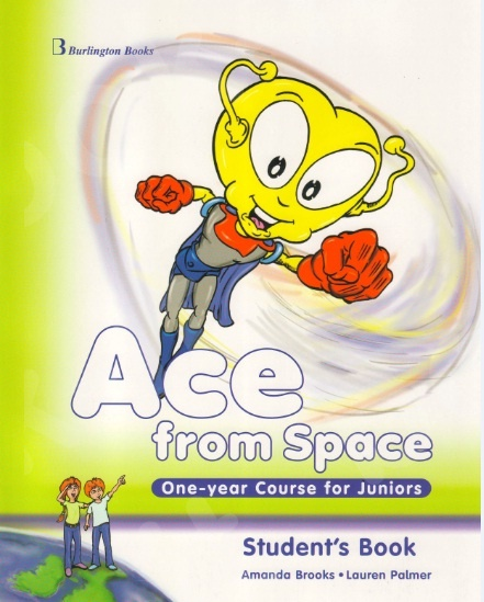Ace from Space One-year Course for Juniors - Student's Book (Βιβλίο Μαθητή)