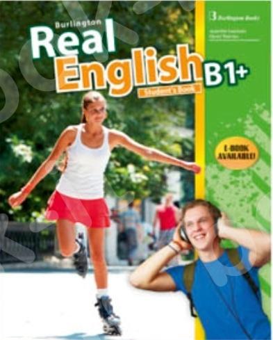 Burlington Real English B1+ - Student's Book