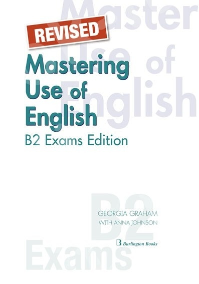 Mastering the Use of English - B2 Exam Edition Revised - Student's Book