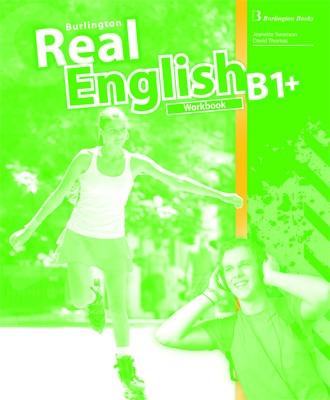 Burlington Real English B1+ - Workbook(Βιβλίο Ασκήσεων μαθητή)