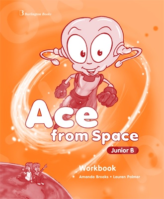 Ace from Space for Junior B - Workbook (Βιβλίο Ασκήσεων)