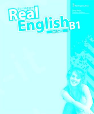Burlington Real English B1 - Test Book