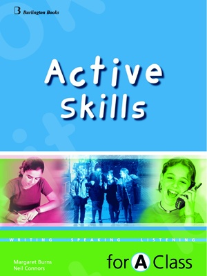 Active Skills for A Class - Burlington (Βιβλίο Μαθητή)