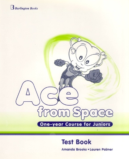 Ace from Space One-year Course for Juniors - Testbook