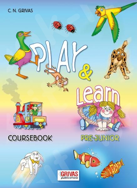 Play and Learn Pre-Junior - ΠΑΚΕΤΟ Όλα τα βιβλία της τάξης