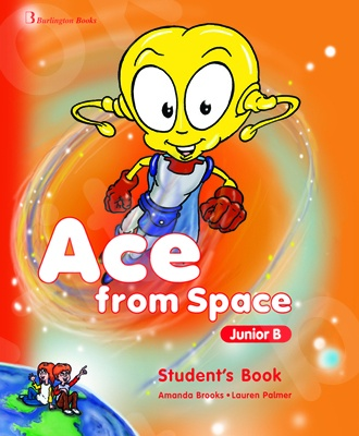 Ace from Space for Junior B - Student's Book (Βιβλίο Μαθητή)