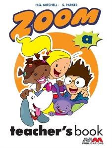 Zoom (a) Junior Course - Teacher's Book (Καθηγητή)